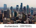 skyscrapers in seattle   Shutterstock . vector #35975551