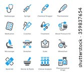 medical equipment   supplies... | Shutterstock .eps vector #359837654