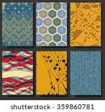 covering design annual report... | Shutterstock .eps vector #359860781