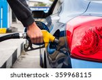 close up of the car refueling... | Shutterstock . vector #359968115