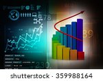business graph | Shutterstock . vector #359988164