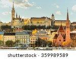 Budapest   Mathias Cathedral...