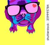dog vector breed cute pet...   Shutterstock .eps vector #359995784