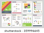 multi purpose infographics... | Shutterstock .eps vector #359996645