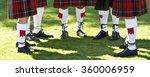 Detail Of Original Scottish...