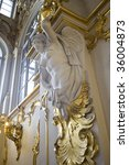hallway of hermitage museum   Shutterstock . vector #36004873