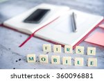 mobile first | Shutterstock . vector #360096881