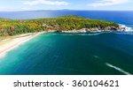 beautiful fall colors of acadia ... | Shutterstock . vector #360104621