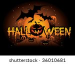 illustration for the holiday... | Shutterstock .eps vector #36010681