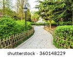 park | Shutterstock . vector #360148229