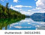 Lake Mcdonald Located In...