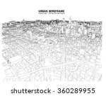 Cityscape Vector Sketch....