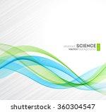 abstract vector background ... | Shutterstock .eps vector #360304547
