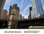 chicago cruise | Shutterstock . vector #360310607