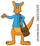 cartoon illustration of a... | Shutterstock .eps vector #360315635