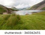 Wastewater Cumbria England Uk...