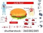 infographic illustration how... | Shutterstock .eps vector #360382385