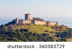 platamon castle  pieria  greece | Shutterstock . vector #360383729
