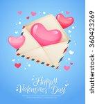 Romantic Air Mail Letter Opene...