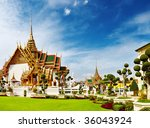 Traditional Thai Architecture...