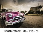 havana  cuba   january 10th ... | Shutterstock . vector #360445871