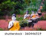tilt shift blur effect. amazing ... | Shutterstock . vector #360446519