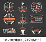 Hookah Labels  Badges And...