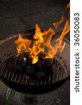 flames   Shutterstock . vector #36050083