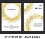 vector illustration of golden...   Shutterstock .eps vector #360515381