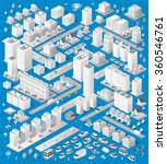 A Large Set Of Isometric Urban...