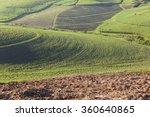 farming fields farming  fields...   Shutterstock . vector #360640865