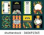 celebration festive background... | Shutterstock .eps vector #360691565