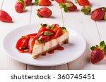Delicious Homemade Cheesecake...
