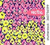 Pink Leopard Pattern On A...