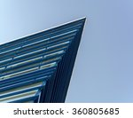 abstract structure against the... | Shutterstock . vector #360805685