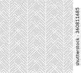vector seamless pattern.... | Shutterstock .eps vector #360811685