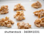 Cornflake Nest Covered With...