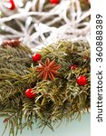 christmas card. new year...   Shutterstock . vector #360888389
