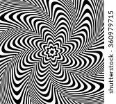 alternating black and white... | Shutterstock .eps vector #360979715