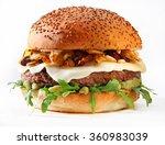 burger    Shutterstock . vector #360983039