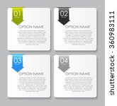 infographic design elements for ...   Shutterstock .eps vector #360983111