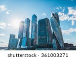 Moscow City  Moscow...