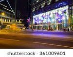 hong kong   december 25  2015 ... | Shutterstock . vector #361009601