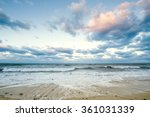 Beautiful Sea Landscape In...