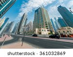 dubai   august 9  2014  dubai... | Shutterstock . vector #361032869