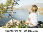 Buchtarma. Nature Of The...