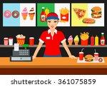 vector illustration of a... | Shutterstock .eps vector #361075859