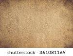 old paper texture | Shutterstock . vector #361081169