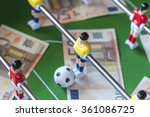 sports and money. concept about ... | Shutterstock . vector #361086725