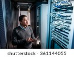 Young Engineer Businessman In...